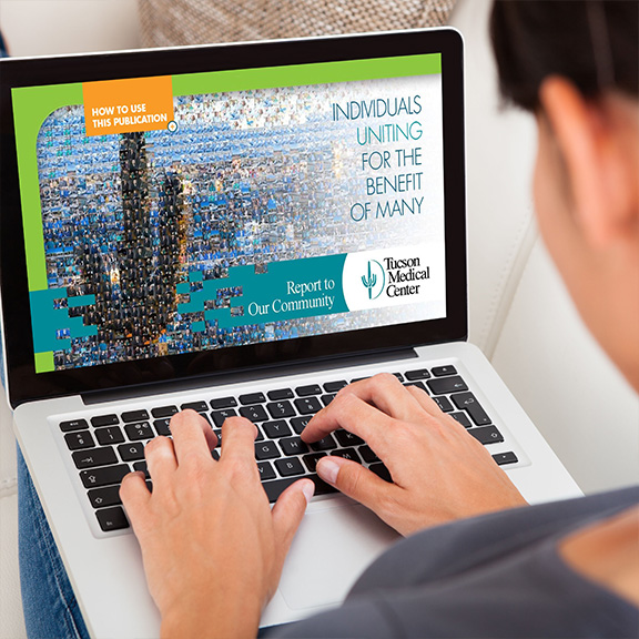 Interactive Online Annual Report