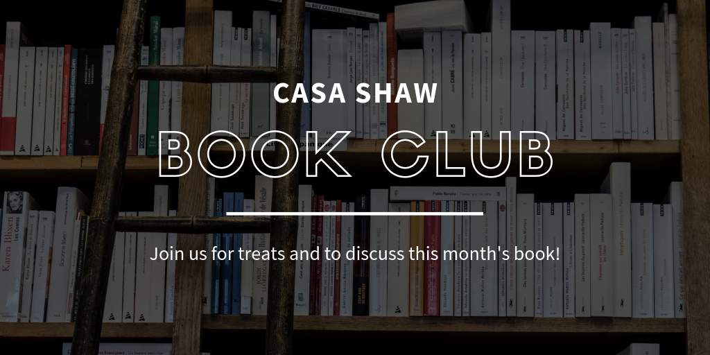 CASA SHaW Book Club