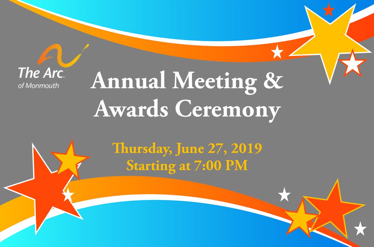 2019 Annual Meeting & Arc Awards