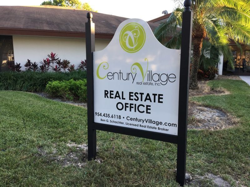 Outdoor Business Signs Tips - Post & Panel Signs - Sign Partners Boca Raton