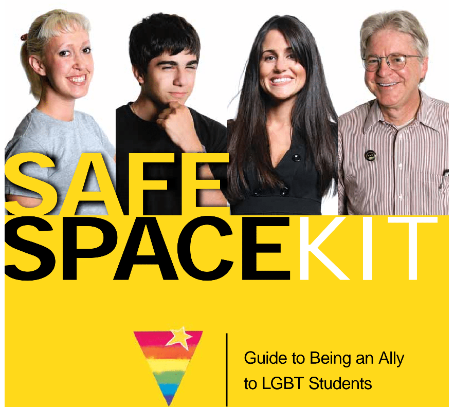 GLSEN Safe Space Kit