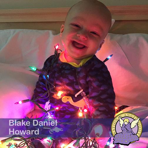 Blake Daniel Howard