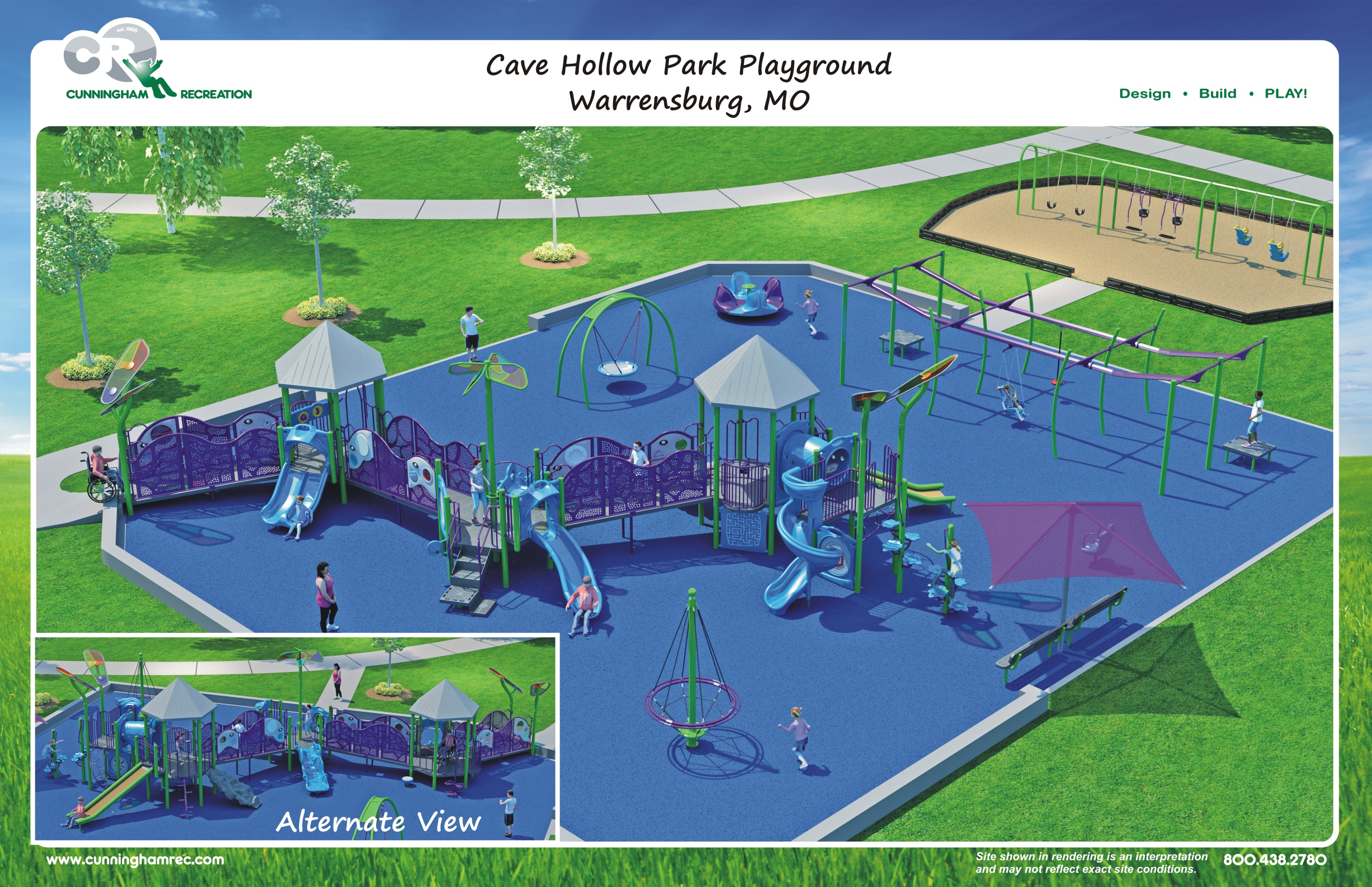 Inclusive Playground Project   All Children, All Abilities