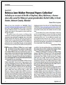 Walker Collection
