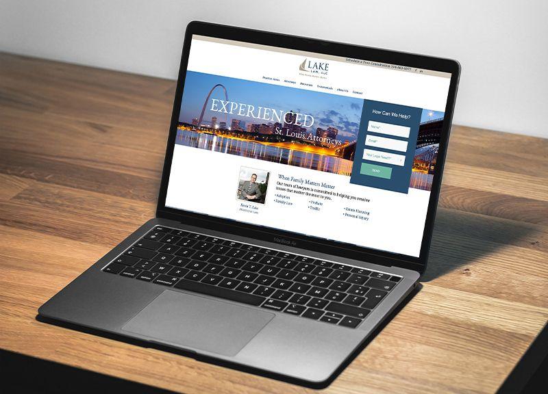 Lake Law Website