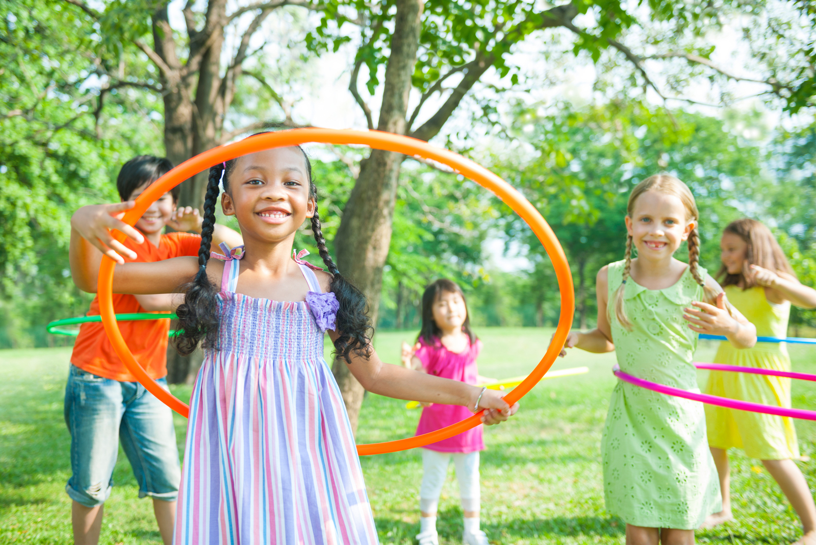 Heathy Eating and Active Play