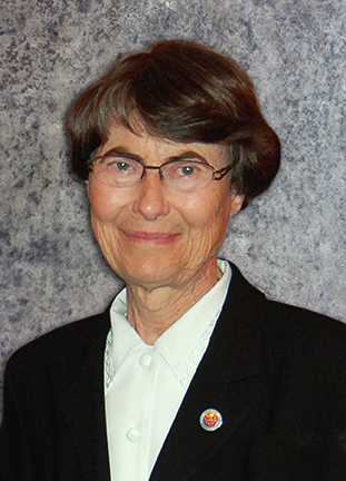Sister Thomas Welder Named 2014 Woman of Honor