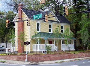 1201 N Roxboro St, Durham, NC 27701