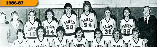 West Holmes HS Girls, 1986-87