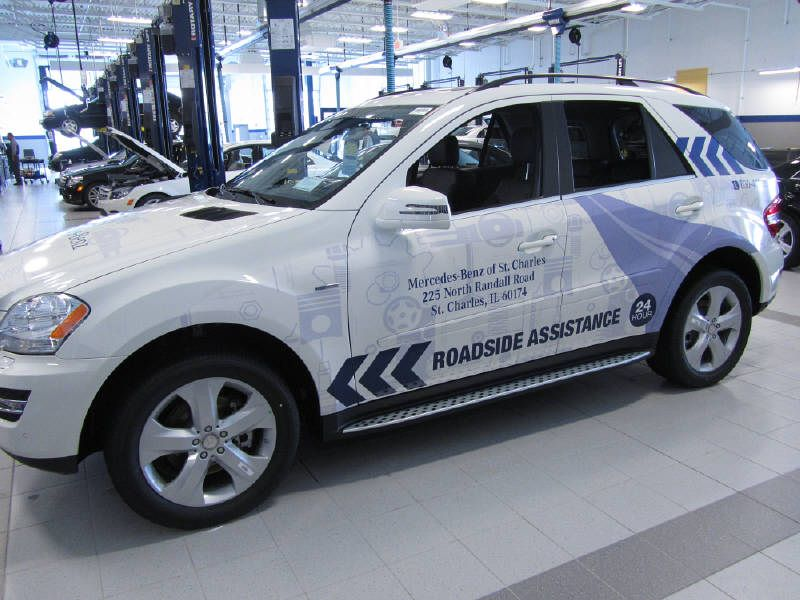 Mercedes Roadside Assistance