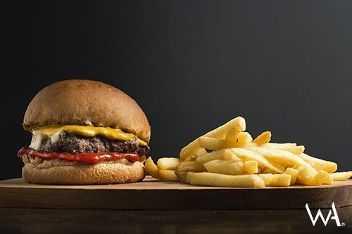 The dangers of fast food on your body
