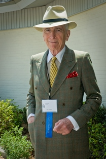 Gay Talese receives 2013 Harper Lee Award