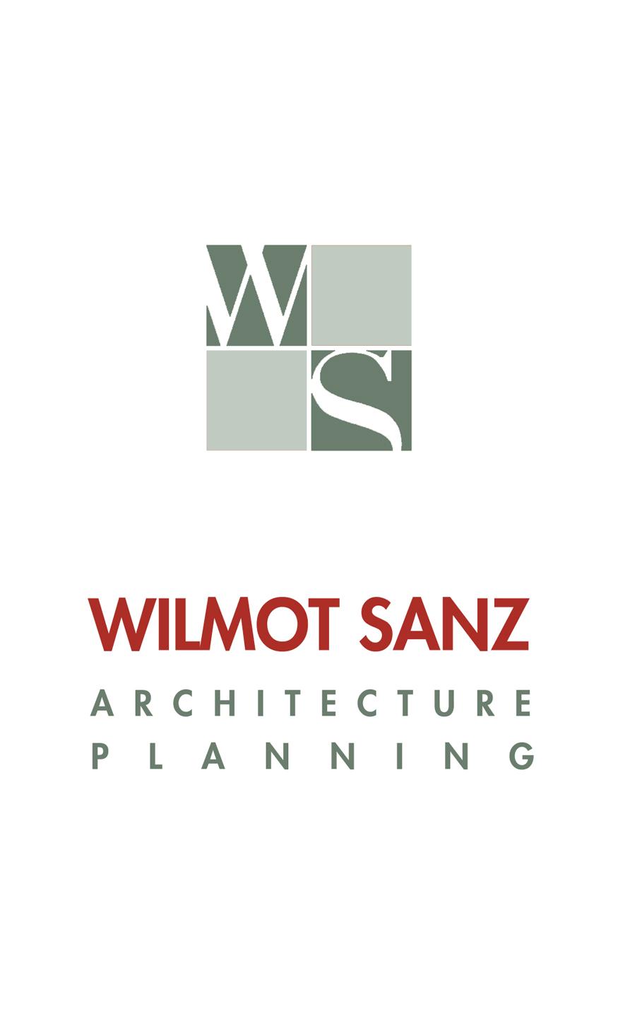 Wilmot Sanz Architecture Planning