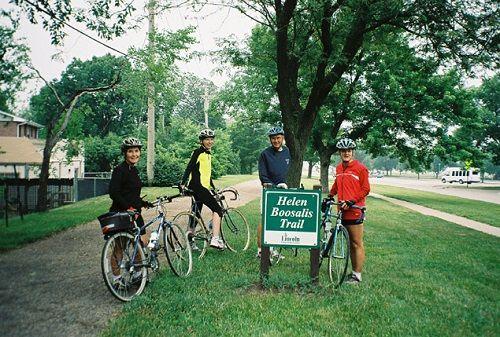 Helen Boosalis Trail