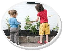 """Kidscape"" Your Yard: Plants and More Plants!"