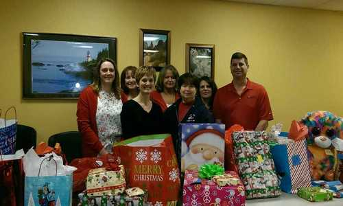 Vestal Elks Grant Christmas Wishes