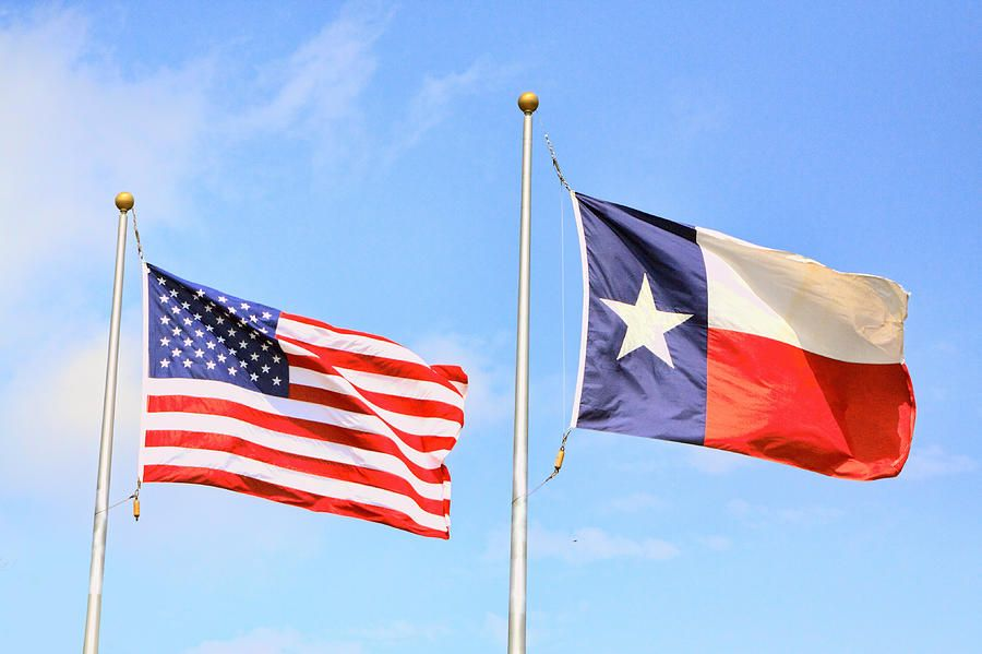America at its Best on Display in Texas