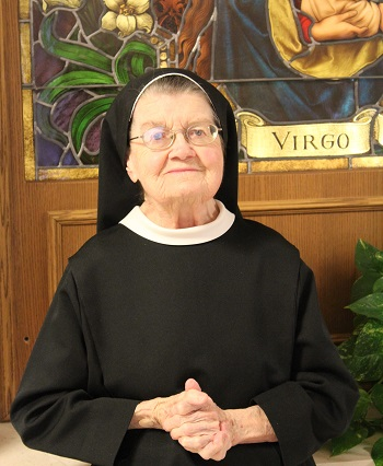 Sister of the Month- Sr. Philomena Roche November 2015