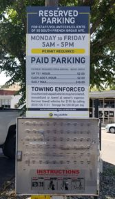 Here's What You Need to Know about OnTrack WNC's New Parking Rules