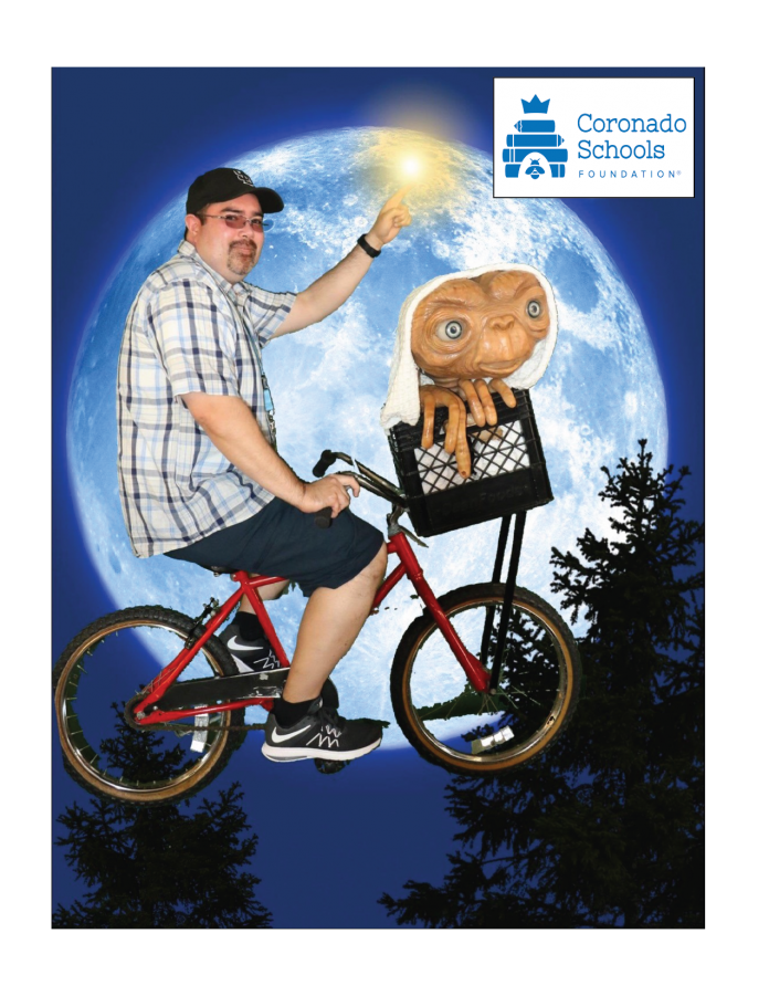 The All Schools Movie and Back to School Bash is Something to Phone Home About!