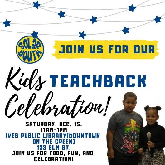 Kids Teachback Celebration