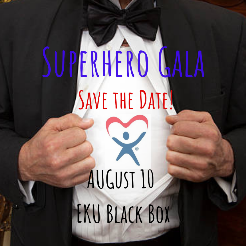 Superhero Gala