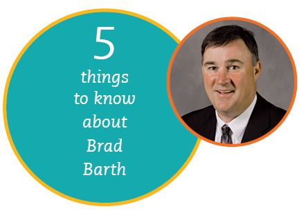 5 things to know about WCI's new CEO Brad Barth