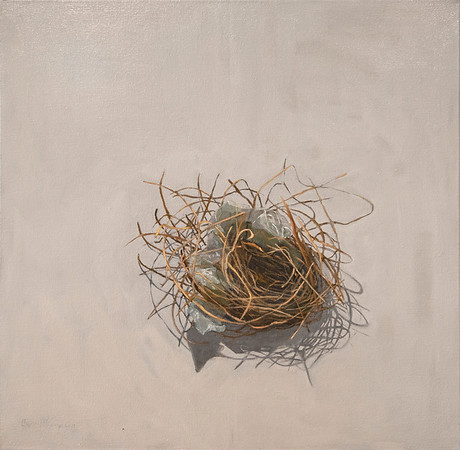 OF THE BIRD | new paintings by Carol Thompson