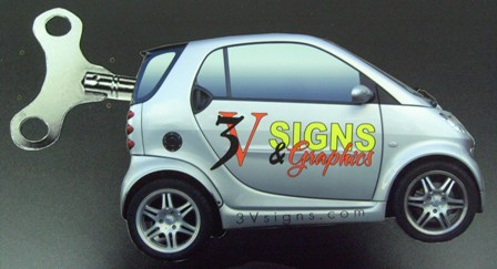 Vehicle Graphics/Wraps