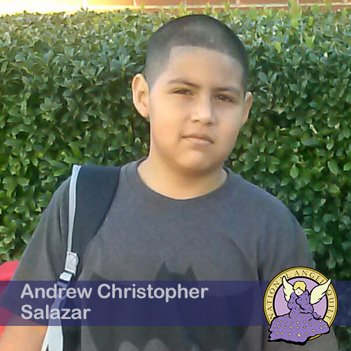 Andrew Christopher Salazar