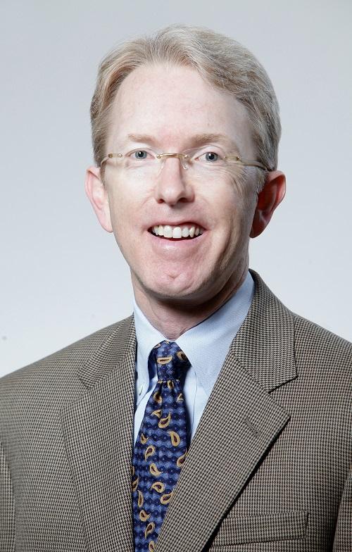 Clark McCain, Senior Program Officer