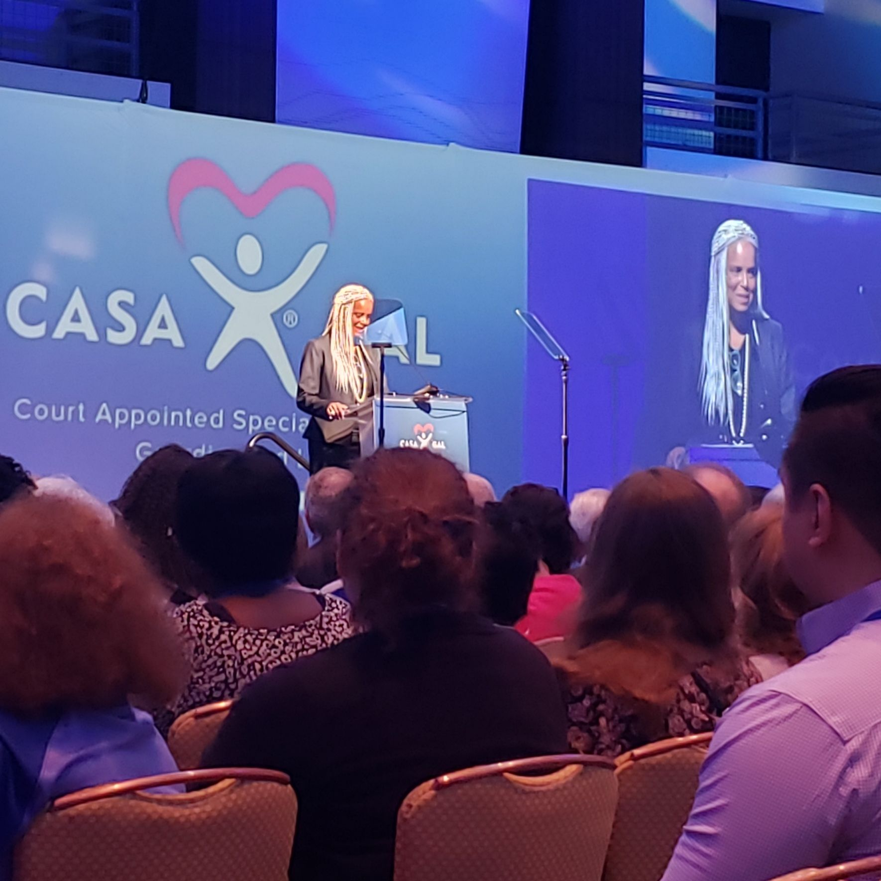 National CASA Conference 6/2/19