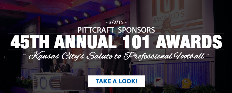 Pittcraft Sponsors 45th Annual 101 Awards