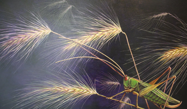Artwork to celebrate cranes