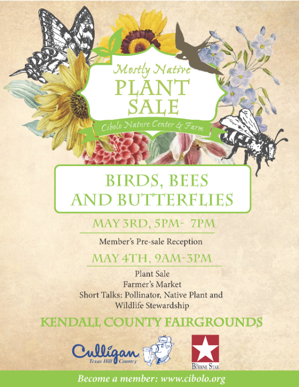 KENDALL COUNTY FAIRGROUNDS: Mostly Native Plant Sale