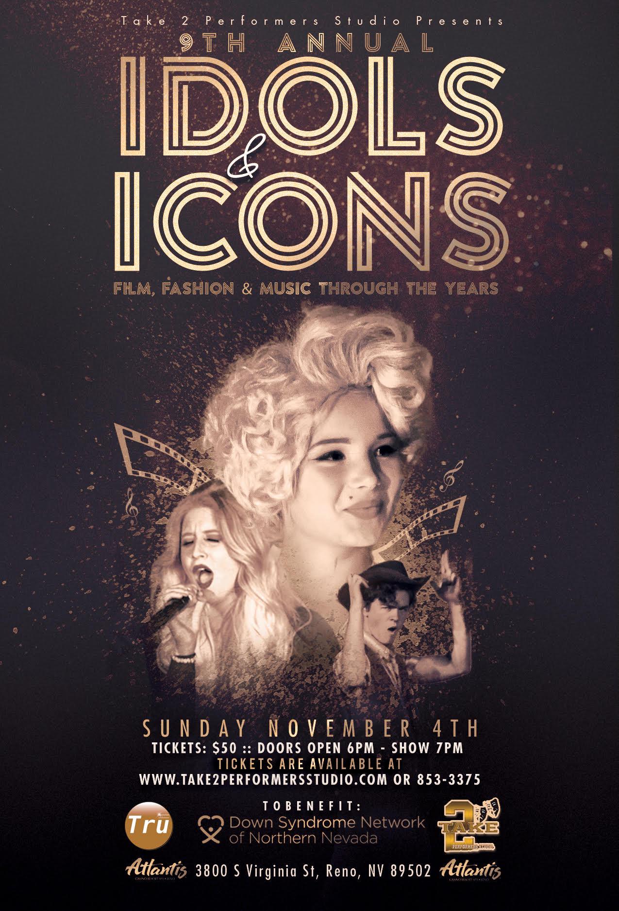 ICONs Fashion Show