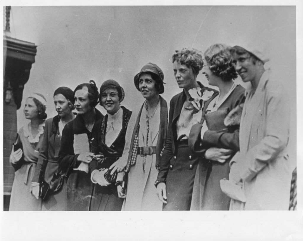 Warrior Women of Aviation Celebrated Ninety Years Later at Cradle of Aviation Museum