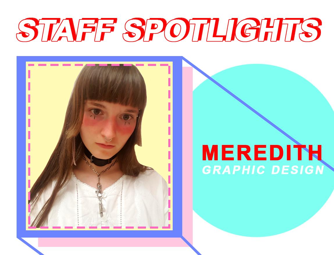 Staff Spotlights: Meredith Bardo