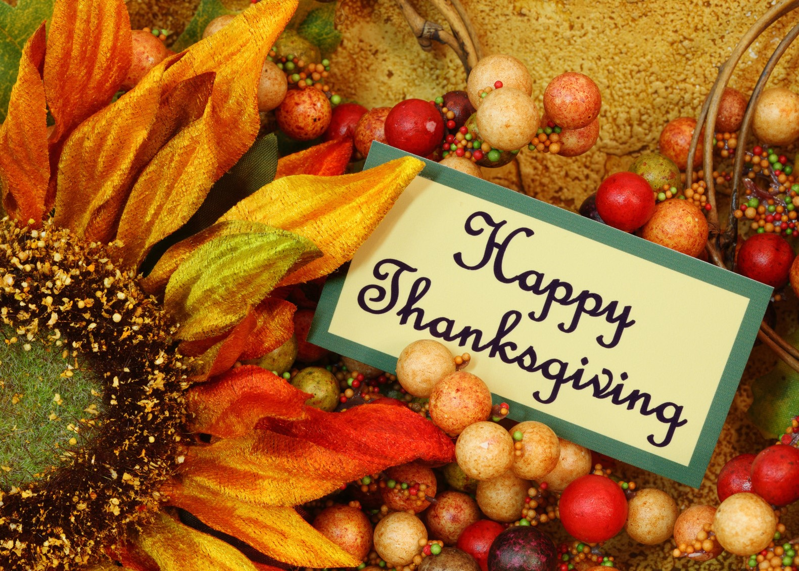 Happy Thanksgiving!  4Cs will be closed for the Thanksgiving Holiday, November 28-29.