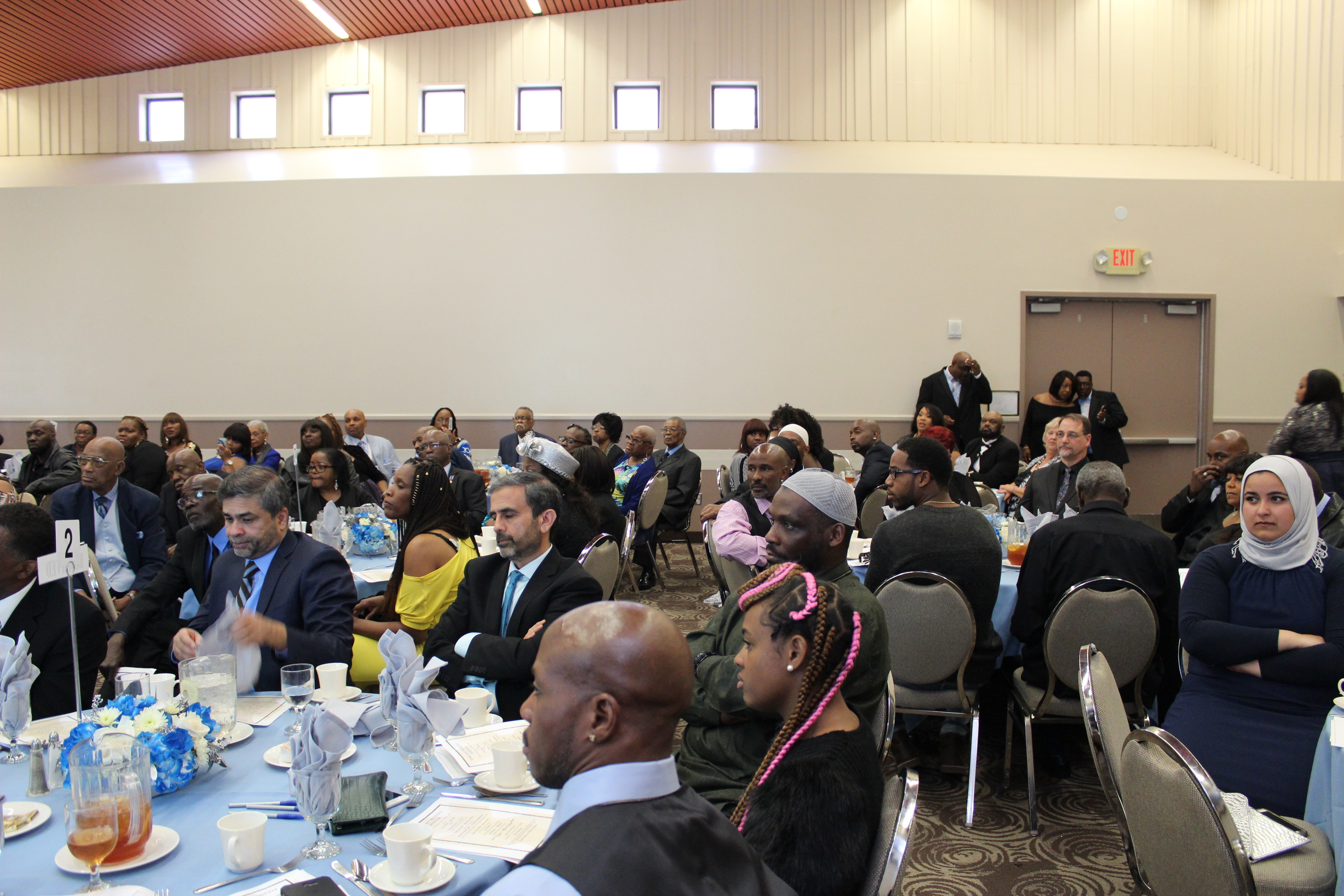 Participants at 1st Annual Dinner