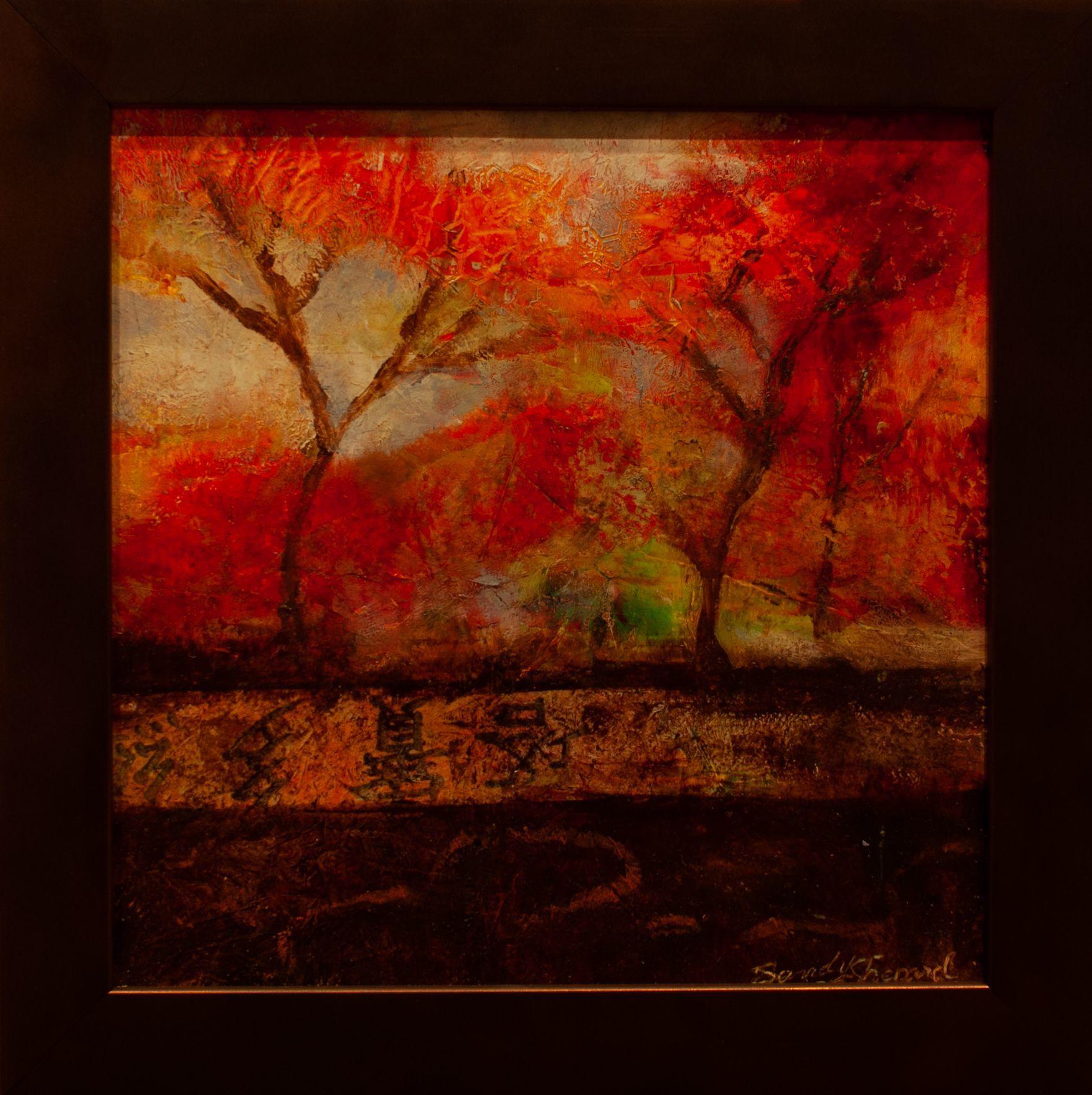 """Sandy Shepard - """"October"""""""