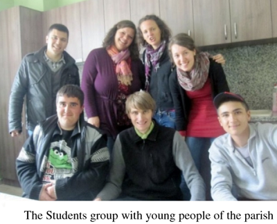 Students Travel to Bulgaria