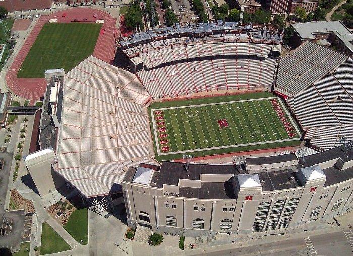 UNL Memorial Stadium
