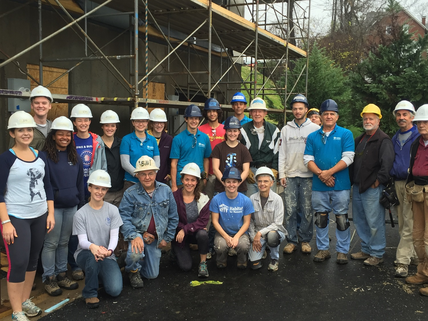 Habitat for Humanity of Greater Charlottesville : Who We Are : Job