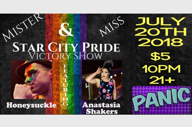 Mr & Miss Star City Pride Victory Show
