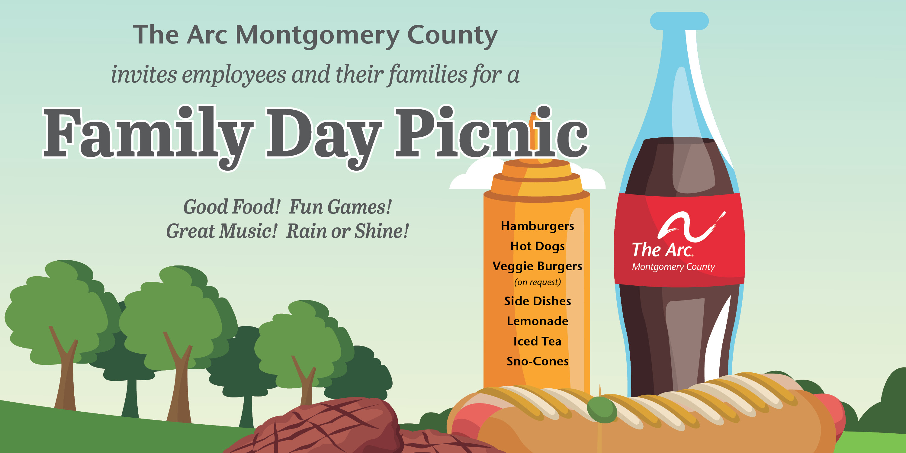Family Day Picnic for Employees