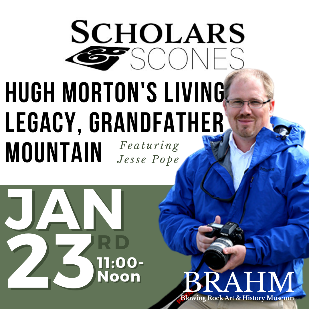 Jan 23rd | Scholars & Scones