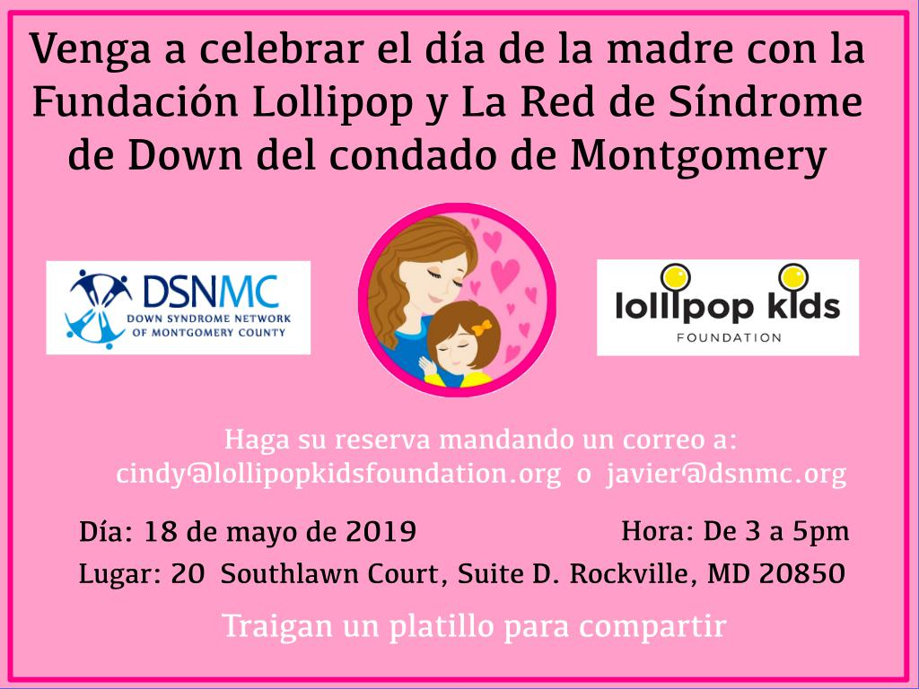 Latino Group Mother's Day Celebration