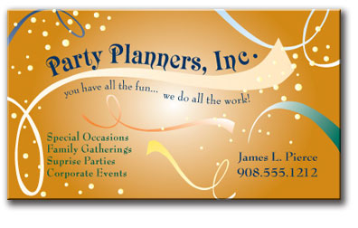 Party Planning, Inc
