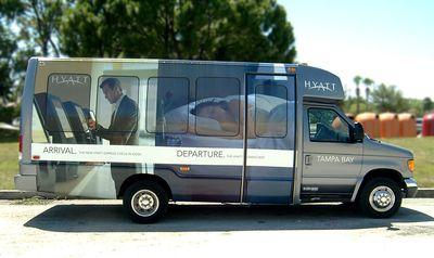 Vehicle Graphics Bus